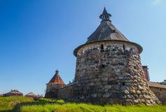 Ένα βόρειο φρούριο Στοκ φωτογραφίες με δικαίωμα ελεύθερης χρήσης