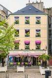 Ένα γαλλικό εστιατόριο Στοκ Φωτογραφία