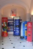 Ένα γραφείο de change Στοκ φωτογραφίες με δικαίωμα ελεύθερης χρήσης