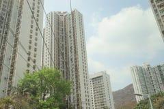 ένα δημόσιο σπίτι στο Χογκ Κογκ nt στοκ εικόνες