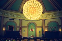 Ένα ειδικό σπίτι στην Οττάβα, Καναδάς στοκ φωτογραφία με δικαίωμα ελεύθερης χρήσης
