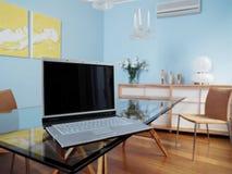 Ένα επιχειρησιακό γραφείο wwe Στοκ Εικόνες