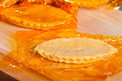 Γλυκά tarts για τα πρόχειρα φαγητά Στοκ Εικόνες