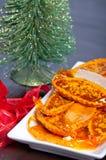 Γλυκά tarts για τα πρόχειρα φαγητά Στοκ φωτογραφία με δικαίωμα ελεύθερης χρήσης