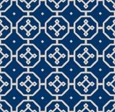 Ένα διανυσματικό απλό τετραγωνικό σχέδιο Στοκ εικόνες με δικαίωμα ελεύθερης χρήσης