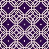 Ένα διανυσματικό απλό τετραγωνικό σχέδιο Στοκ Εικόνες