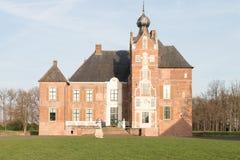 Ένα κάστρο στην Ολλανδία Στοκ φωτογραφία με δικαίωμα ελεύθερης χρήσης