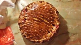 Ένα κέικ Στοκ φωτογραφία με δικαίωμα ελεύθερης χρήσης
