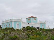 Ένα κανάριο σπίτι σε Fuerteventura στοκ φωτογραφία με δικαίωμα ελεύθερης χρήσης
