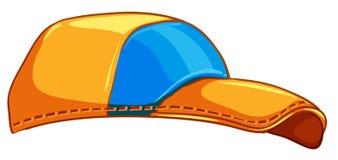 Ένα καπέλο του μπέιζμπολ Στοκ Φωτογραφίες