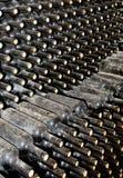 Ένα κελάρι κρασιού. Στοκ εικόνες με δικαίωμα ελεύθερης χρήσης