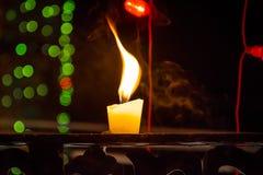 Ένα ΚΕΡΙ φωτίζει Στοκ εικόνα με δικαίωμα ελεύθερης χρήσης