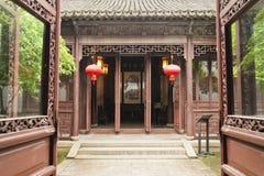 Ένα κινεζικό παραδοσιακό κτήριο Στοκ Εικόνες