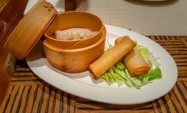Ένα κινεζικό πιάτο!! Στοκ εικόνες με δικαίωμα ελεύθερης χρήσης