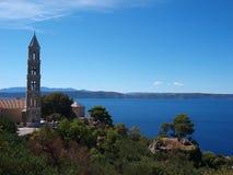 Ένα κομμάτι της Κροατίας - πύργος κουδουνιών Στοκ εικόνες με δικαίωμα ελεύθερης χρήσης