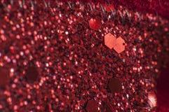 Ένα κομμάτι του ακτινοβολώντας υφάσματος Στοκ Εικόνες