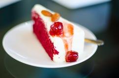 Ένα κομμάτι του κέικ Στοκ Φωτογραφία