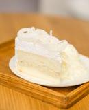 Ένα κομμάτι του κέικ στοκ φωτογραφία με δικαίωμα ελεύθερης χρήσης