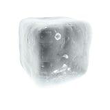 Ένα κομμάτι του πάγου Στοκ φωτογραφία με δικαίωμα ελεύθερης χρήσης