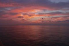 Ένα κρουαζιερόπλοιο στοκ φωτογραφίες με δικαίωμα ελεύθερης χρήσης