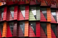 Ένα κτίριο γραφείων Στοκ Φωτογραφίες