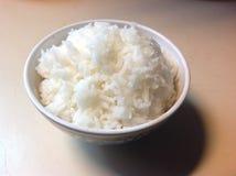 Ένα κύπελλο του ρυζιού Στοκ Φωτογραφία