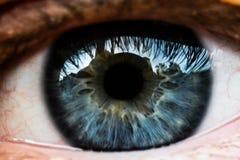 Ένα μάτι στοκ φωτογραφία