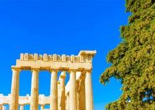 Ένα μέρος Parthenon Στοκ φωτογραφίες με δικαίωμα ελεύθερης χρήσης