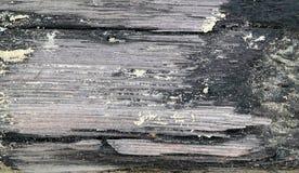 Ένα μαυρισμένο κομμάτι των συντριμμιών Στοκ Εικόνες