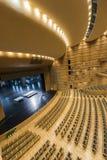 Ένα μεγάλο θέατρο της Σαγκάη Στοκ Φωτογραφία
