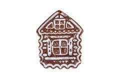 Ένα μελόψωμο όπως ένα σπίτι Στοκ φωτογραφία με δικαίωμα ελεύθερης χρήσης