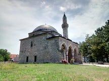 Ένα μικρό μουσουλμανικό τέμενος στην πόλη Livno σε Βοσνία-Ερζεγοβίνη στοκ φωτογραφία με δικαίωμα ελεύθερης χρήσης