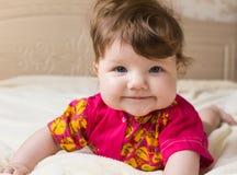 Ένα μικρό χαμόγελο παιδιών Στοκ Εικόνες