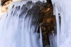 Ένα μικρό grotto πετρών Στοκ Φωτογραφία