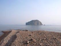 Ένα μικρό islandt Στοκ Φωτογραφία