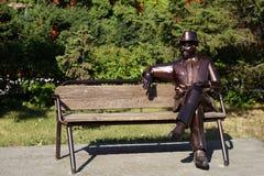 Ένα μνημείο στον ανεπιτυχή εραστή Στοκ Εικόνα