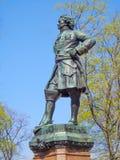 Ένα μνημείο στο Peter 1 Στοκ Εικόνα