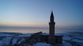 Ένα μουσουλμανικό τέμενος Στοκ Εικόνες