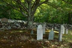 Ένα να συχνάσει νεκροταφείο Στοκ Φωτογραφίες