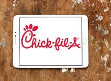 Ένα νεοσσός-fil-λογότυπο εστιατορίων γρήγορου φαγητού Στοκ φωτογραφίες με δικαίωμα ελεύθερης χρήσης