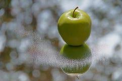 Ένα νόστιμο πράσινο στοκ φωτογραφία
