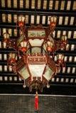 Ένα ξύλινο φανάρι των δυναστειών Ming και της Qing στην ακαδημία γενιάς Chen Στοκ φωτογραφία με δικαίωμα ελεύθερης χρήσης