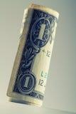 Ένα δολάριο Στοκ Εικόνες