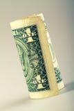 Ένα δολάριο Στοκ εικόνα με δικαίωμα ελεύθερης χρήσης