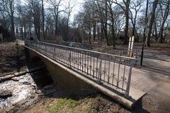ένα πάρκο μέσα η Γερμανία στοκ εικόνες