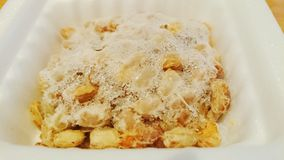 Ένα πακέτο του παγωμένου natto στοκ φωτογραφία με δικαίωμα ελεύθερης χρήσης