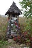 Ένα παλαιό ελατήριο στα ρωσικά στοκ φωτογραφία με δικαίωμα ελεύθερης χρήσης