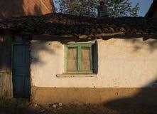 Ένα παλαιό και εγκαταλειμμένο σπίτι Στοκ φωτογραφία με δικαίωμα ελεύθερης χρήσης