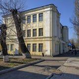 Ένα παλαιό κτήριο σε Slavyansk στοκ εικόνες με δικαίωμα ελεύθερης χρήσης