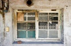 Ένα παλαιό παράθυρο Στοκ εικόνες με δικαίωμα ελεύθερης χρήσης